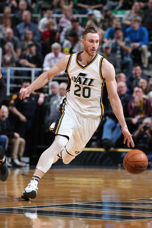 Brooklyn Nets v Utah Jazz