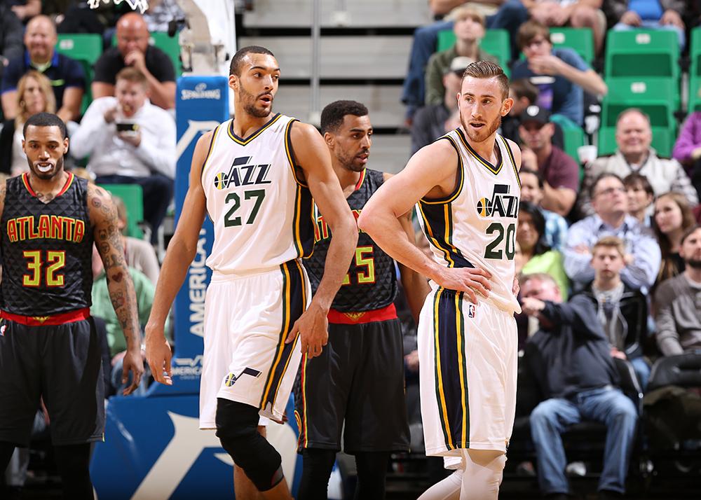 Atlanta Hawks v Utah Jazz