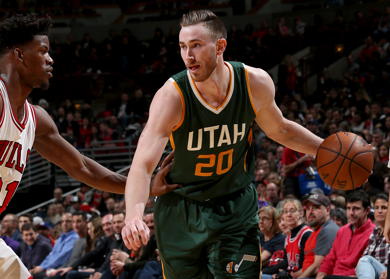 Jazz Fall on Road to Bulls