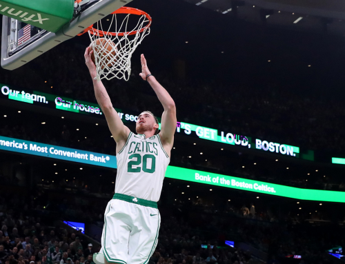 Celtics Race to Eighth Straight Win In G's Return