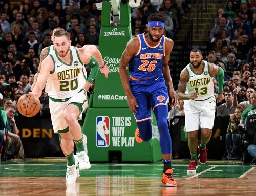 C Us Rolling: Boston Tops Bulls and Knicks