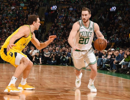 Celtics Topple Pacers to Win Fourth Straight