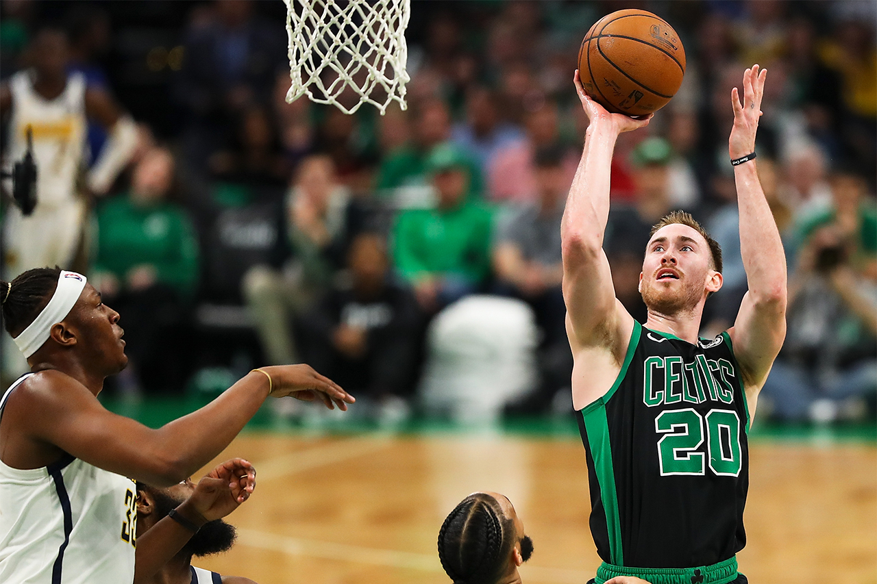 c7176bc39635 Defense Shines in Game 1 – The Official Web Site of Gordon Hayward ...