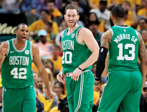 Celtics Earn A Sweep