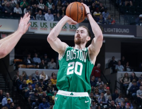 Hayward's Perfect Night Carries Celtics
