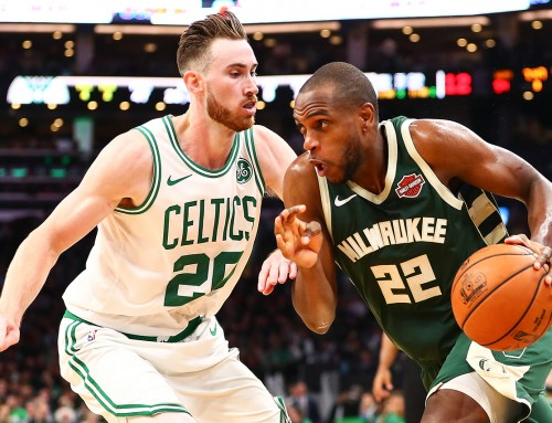 Celtics Rally to Top Bucks