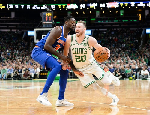 Celtics Edge Knicks