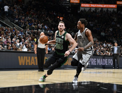 Hayward Injured in Win Over Spurs