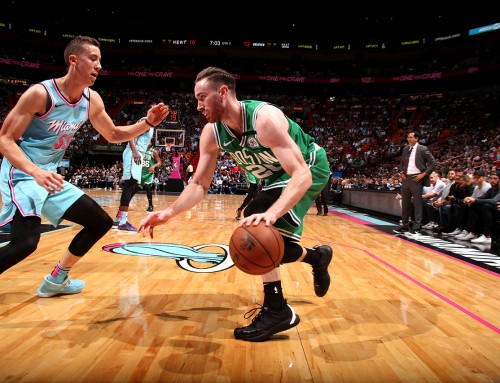 Celtics Bounce Back With Big Win in Miami