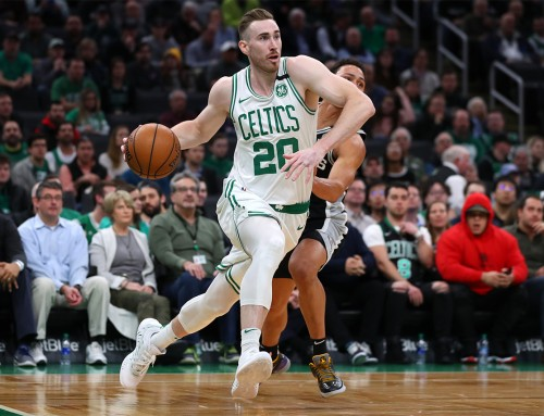 Boston Falls in Shootout with Spurs