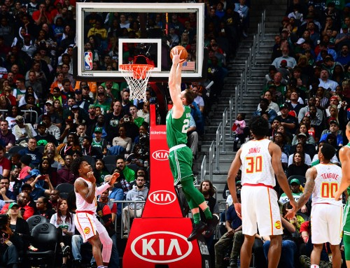 Point Gordon Leads Celtics Comeback in Atlanta